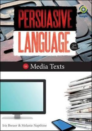 Cover of Persuasive Language in Media Texts