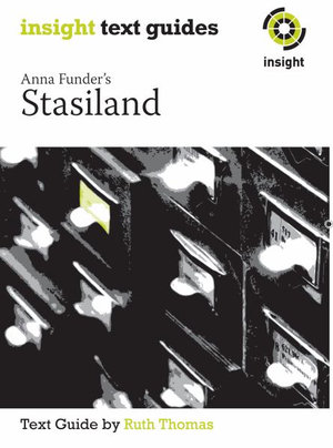 Cover of Anna Funder's Stasiland