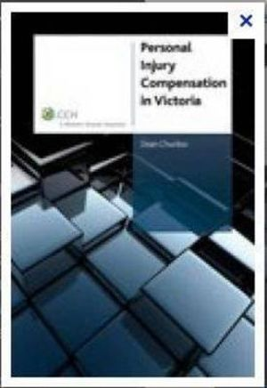 Cover of Personal Injury Compensation in Victoria