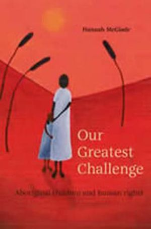 Cover of Our Greatest Challenge