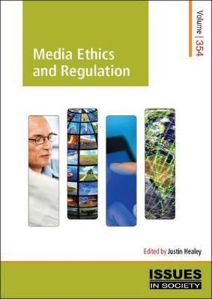 Cover of Media Ethics and Regulation