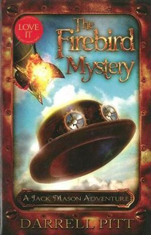 Cover of The Firebird Mystery