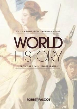 Cover of World History: World history to the seventeen-seventies : people and their gods