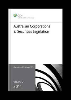 Cover of Core Tax Legislation and Study Guide 2014