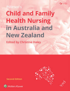 Cover of Child and Family Health Nursing in Australia and New Zealand