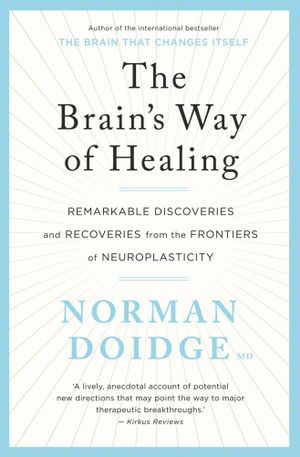 Cover of The Brain's Way of Healing