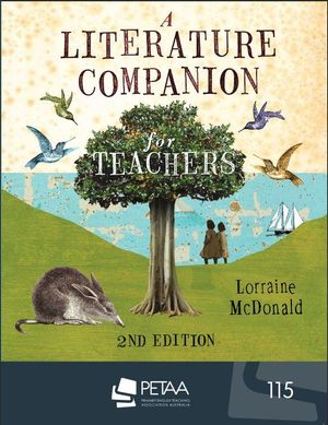 Cover of A Literature Companion for Teachers