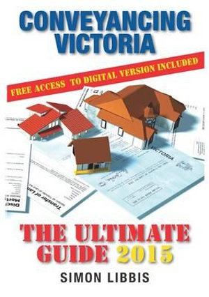 Cover of Conveyancing Victoria FIRM SALE