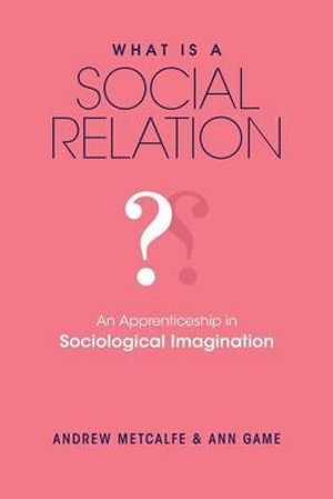 Cover of What is a Social Relation?