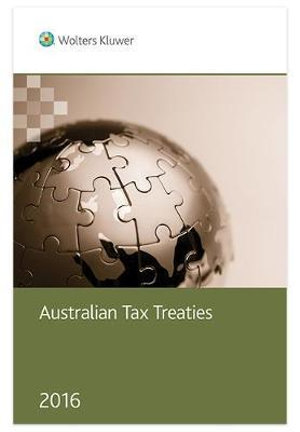 Cover of Australian Tax Treaties 2016