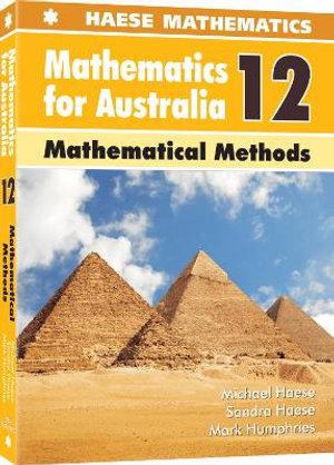 Cover of Mathematics for Australia 12
