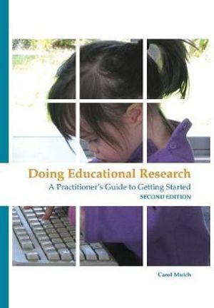 Cover of Doing Educational Research