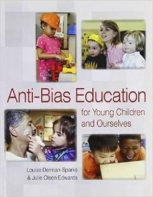 Cover of Anti-Bias Education
