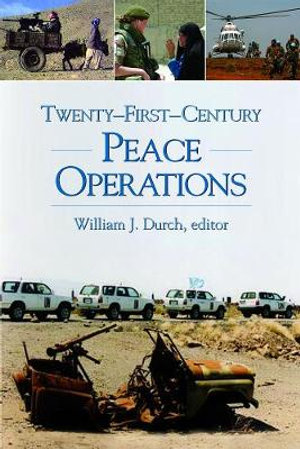 Cover of Twenty-first-century Peace Operations