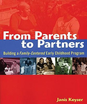 Cover of From Parents to Partners