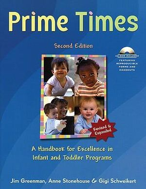 Cover of Prime Times Second Edition