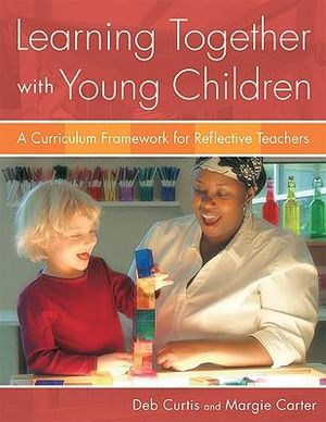 Cover of Learning Together with Young Children