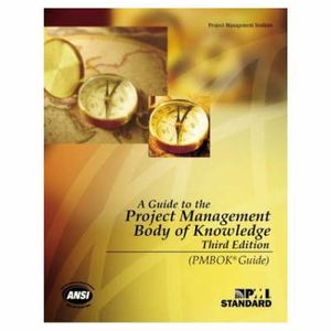 Cover of PMBOK Guide