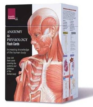 Cover of Anatomy & Physiology Flash Cards