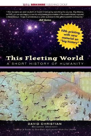 Cover of This Fleeting World