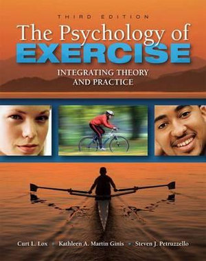 Cover of The Psychology of Exercise