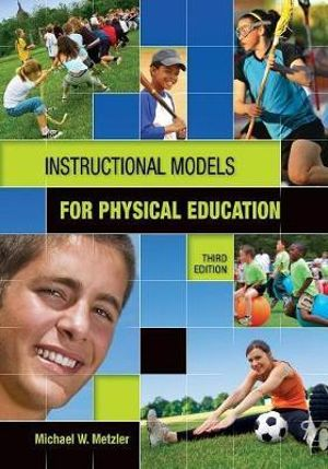 Cover of Instructional Models for Physical Education