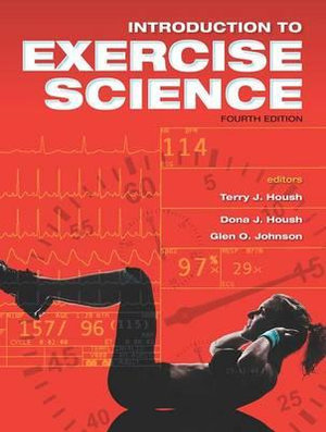 Cover of Introduction to Excercise Science
