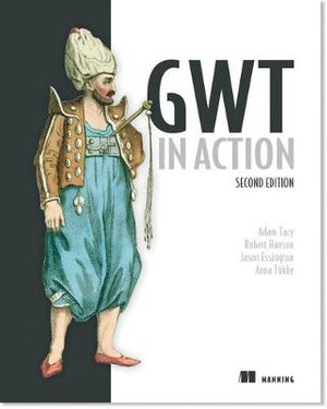 Cover of GWT in Action