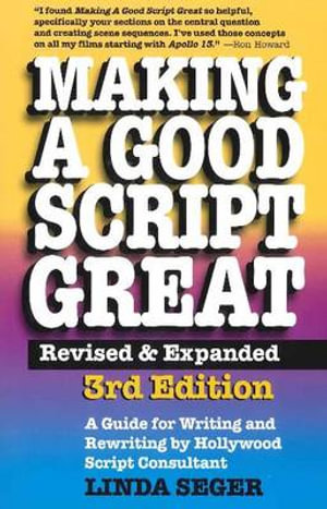 Cover of Making a Good Script Great