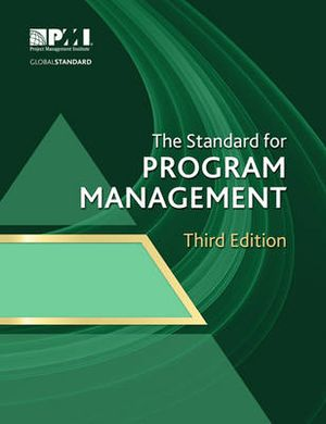 Cover of The Standard for Program Management