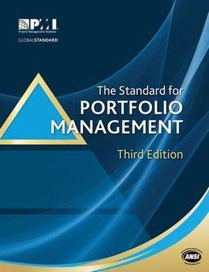 Cover of The Standard for Portfolio Management