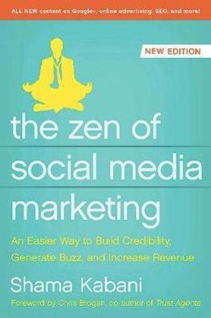 Cover of The Zen of Social Media Marketing