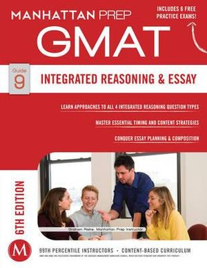Cover of GMAT Integrated Reasoning and Essay