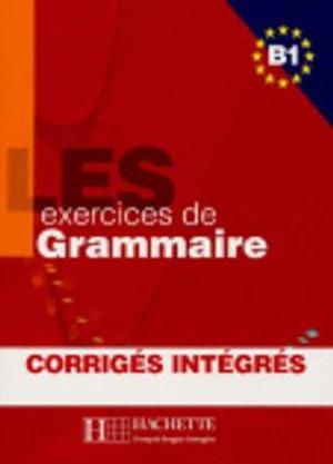 Cover of Les 500 exercices de grammaire