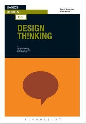 Cover of Basics Design 08: Design Thinking