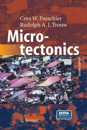Cover of Microtectonics