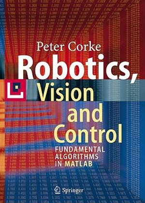 Cover of Robotics, Vision and Control