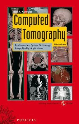 Cover of Computed Tomography