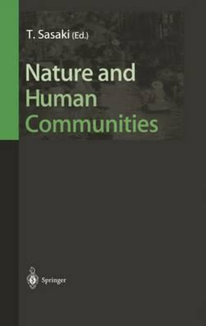 Nature and Human Communities - T. Sasaki