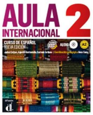 Cover of Aula internacional. Libro del alumno. Con espansione online. Con CD Audio. Per le Scuole superiori