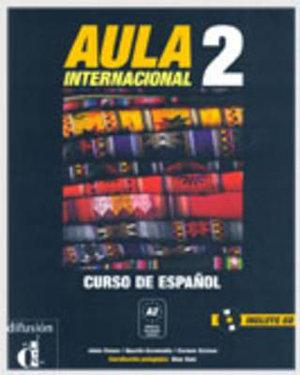 Cover of Aula internacional 2 : [curso de español A2]
