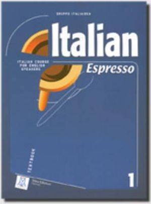 Cover of Italian espresso 1