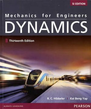 Cover of Mechanics for Engineers