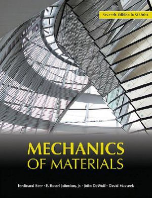 Cover of Mechanics of Materials - SI Version